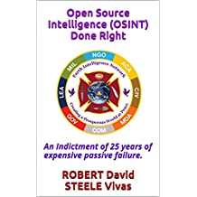 Open Source Intelligence (OSINT) Done Right: An Indictment of 25 years of expensive passive failure.