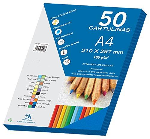 Dohe-Pack-de-50-cartulinas-A4