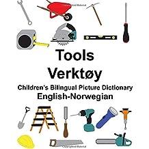 English-Norwegian Tools/Verktøy Children's Bilingual Picture Dictionary (FreeBilingualBooks.com)
