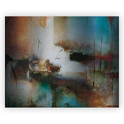 farbige-flecken-modernen-abstrakten-glanzendes-aluminium-metall-wand-kunst-70cm-x-56cm