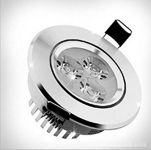 GAOQIANG LED-Deckenleuchte 3 Zoll 2 5 Zoll 3W5W IPL-Lampe Scheinwerfer,正白