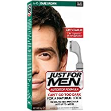 Just For Men AutoStop Foolproof Haircolour Dark Brown (A45)