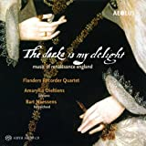 Dark Is My Delight/Music of Renaissance England