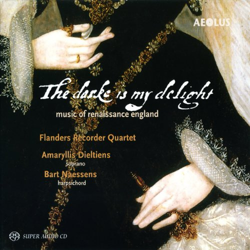The Dark is my Delight - Englische Renaissancemusik