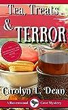 TEA, TREATS, and TERROR: A Ravenwood Cove Cozy Mystery (English Edition)