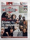LIBERATION [No 8415] du 27/05/2008 - VOISINS - PORTES OUVERTES A L'APPARTEMENT - SOUL - LE REVEREND AL GREEN SE PIQUE DE HIP-HOP - BRICE HORTEFEUX - PAS DE REGULARISATIONS MASSIVES - FUTURS - FIER D'ETRE CHERCHEUR - SALAIRES FAIBLES RECONNAISSANCE ALEATOIRE - LA RECHERCHE PUBLIQUE SE MOBILISE ET TENTE DE SE REDEFINIR UN AVENIR - APRES LA PALME D'OR - ECOLE LA NOUVELLE STAR - PRIME A CANNE ENTRE LES MURS MONTRE UN AUTRE VISAGE DE L'ECOLE MOINS DESESPERE OU PROFS ELEVES DE ZEP DEVIENNENT DES HERO...