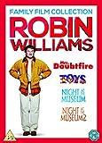 Robin Williams Boxset (4 Titles) [Edizione: Regno Unito] [Import italien]