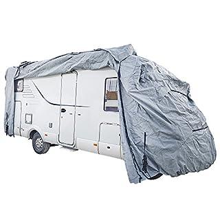 Sumex COVDH65 Premium-Schutzabdeckung für Wohnmobil 660X235X270cm, 6.2-6.6 m