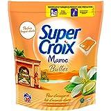 SUPER CROIX  - Bulles Concentrées - Maroc - Format Familial - Boîte 30 caps / 30 lavages