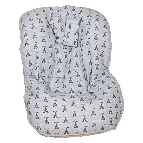 Babyline Teepe Autoschutzhülle, unisex, Grau