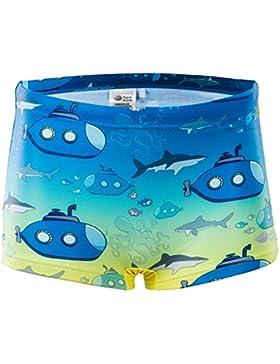 AquaWave Traje de Baño para Niños - Deportivo y Cómodo - Ideal para Nadar y Bañarse - Submarine Kids