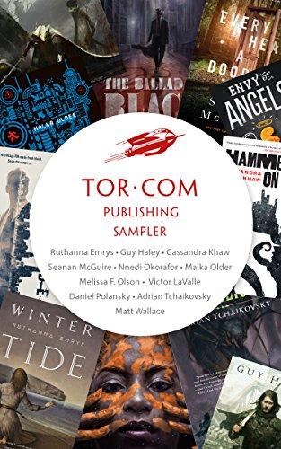 The Tor.com Sampler por Ruthanna Emrys