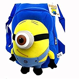 Gifts & Arts Despicable Me Minion School Bag - Blue