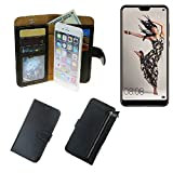 K-S-Trade Wallet case protective pocket for Huawei P20 Pro