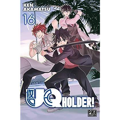 UQ Holder! T16