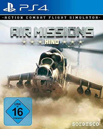 Air Missions HIND - [PlayStation 4] (Pc-hubschrauber Spiele)