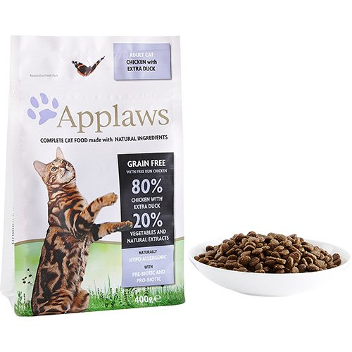 Applaws Adult Cat Pollo/Pato Grain Free