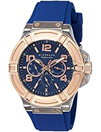 Giordano Analog Blue Dial Men's Watch - P1059-0E