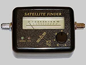Satfinder Sat-Finder digital analog inkl.: Amazon.de