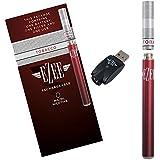 Ezee Cigarrillo Electrónico Kit de Inicio | Sabor a Tabaco | Sin Nicotina y sin Tabaco | E-Cigarrillo Recargable.