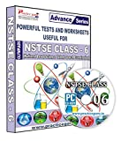 #3: Complete exam preparation material for NSTSE Class 6 (1700+ questions)