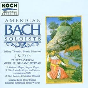 Js Bach;Cantatas Vol.V