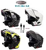 MOTORRADHELME BLUETOOTH VIPER RSV171 BL+ 3.0 NEU MODELL 2017 TOURENHELM...