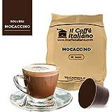 Il Caffè Italiano Soluble Mocaccino Compatible con Nespresso - 50 Cápsulas