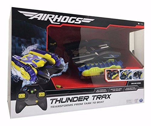 Airhogs-Air-Hogs-Ground-Series-Thunder-Trax-LandWater-RC-Vehicle-Tank-to-Boat