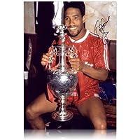 John Barnes Firmato Liverpool Foto: Tenere il campionato
