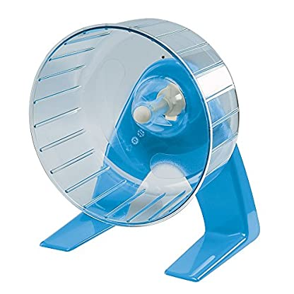 Ferplast FPI 4606 Hamster Wheel and Stand 1