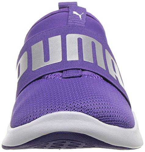 PUMA Unisex-Kids Dare Sneaker  Prism Violet Silver  11 5 M US Little Kid