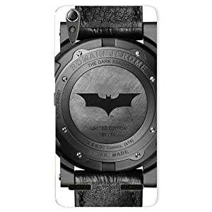BetaDesign Super hero Printed Back Cover, Designer Case for Lenovo A6000 (Multicolor)