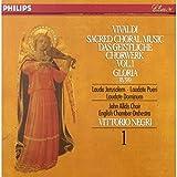 Oeuvres sacrées de musique chorale Vol.1