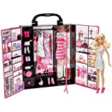 Latest Barbie Fashionista Ultimate Closet with hangers and store accessories in compartments Jouets, Jeux, Enfant, Peu, Nourrisson