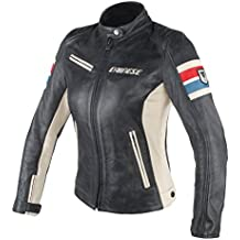 giacca in pelle moto donna dainese usata