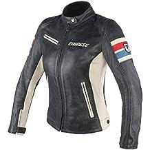 Dainese-LOLA D1 LADY Giacca da moto in pelle d344c02fa6d