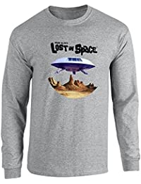 Pop Threads Lost In Space Jupiter 2 Long Sleeve T-Shirt by