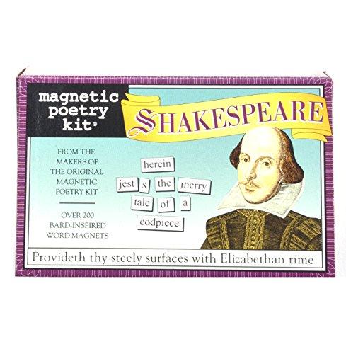 Magnetic Poetry Shakespeare Frid...