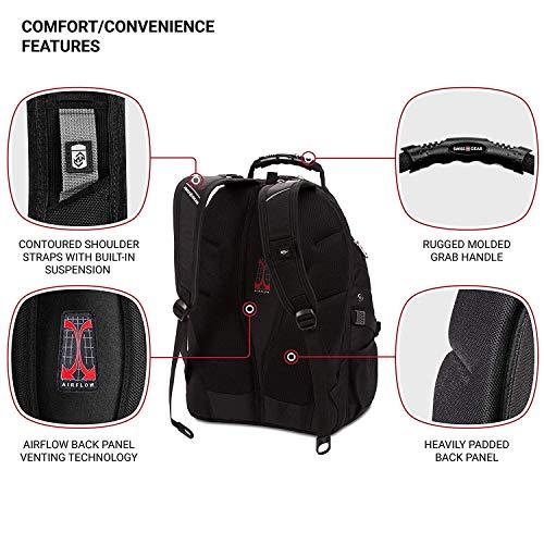 Backpack -Scansmart /Black - 19002215 Image 3