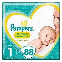 Notre meilleure protection pour les nouveau-nés. La couche Premium Protection New Baby enveloppe votre bébé dans une douceur soyeuse. Les Canaux Magiques : des canaux absorbants qui aident a répartir l'humidité uniformément pour offrir notre meilleur...