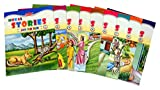 #7: Set of 9 Moral Story Books with 89 Stories.