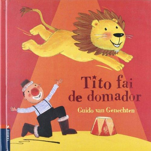 Tito fai de domador Cover Image