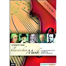 Lexikon der klassischen Musik (PC+MAC-DVD)