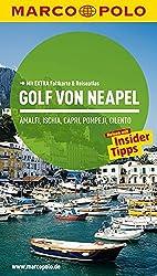 MARCO POLO Reiseführer Golf von Neapel, Amalfi, Ischia, Capri, Pompeji, Cilento: Reisen mit Insider-Tipps. Mit EXTRA Faltkarte & Reiseatlas