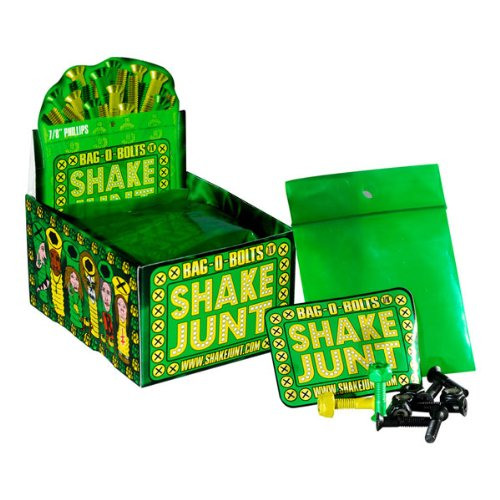 SHAKE JUNT Montagesatz ALLEN 7/8'' (Skateboarding Hubba)