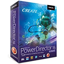 Cyberlink Power Director 16 Ultimate - Creative Movie Making (PC)