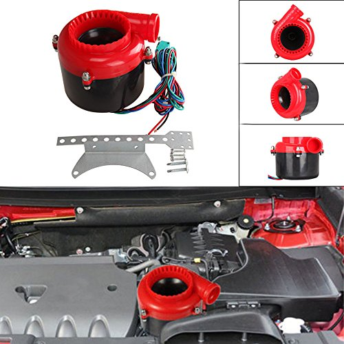 Iglobalbuy 4.72' Turbo Blow Off Valve Turbo Ausblasen Ventil Elektronisches Abblasventil