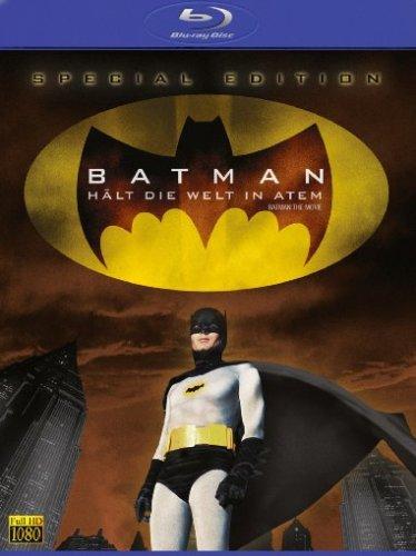 Batman hält die Welt in Atem [Blu-ray] - Batman-tv-serie