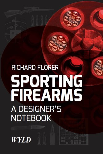 Sporting Firearms: A Designer's Notebook (English Edition) (Revolver Notebook)
